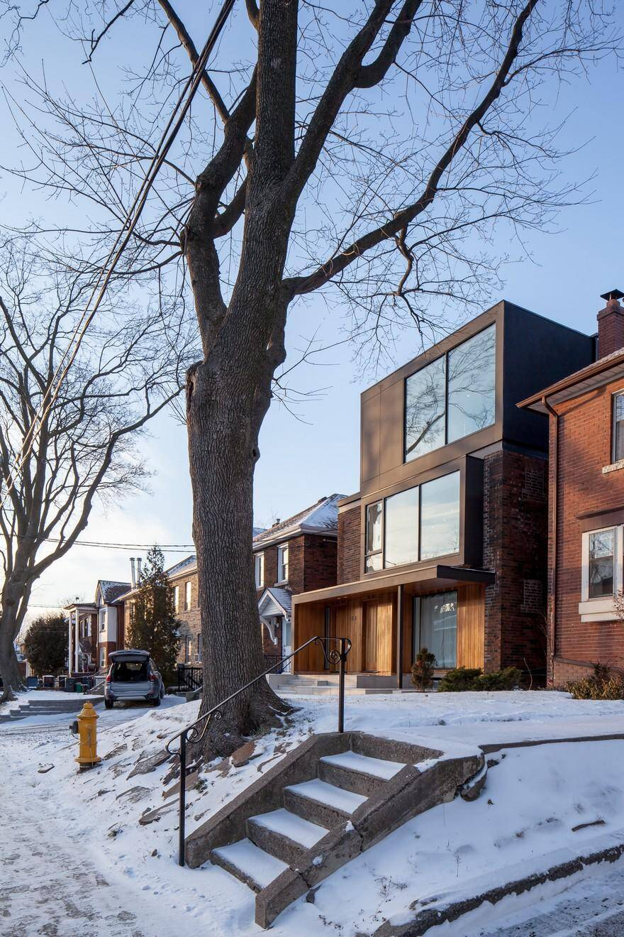 Toronto Midtown Triplex by JCI Architects 11