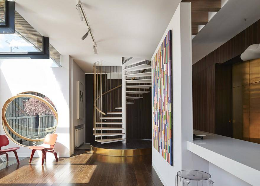 Victorian-Era Cottage In Melbourne Gets a Modern Makeover 8