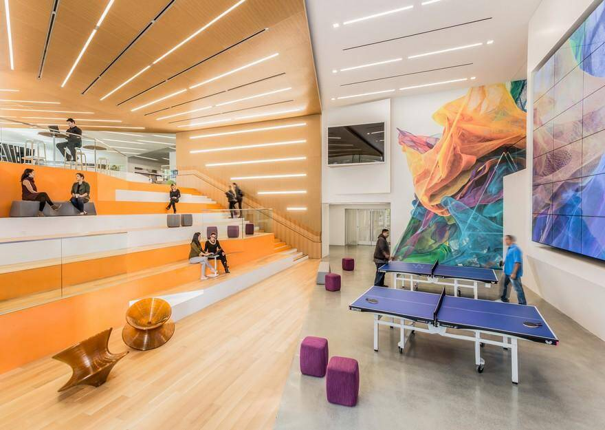 Adobe Headquarters Renovation in San Jose 13
