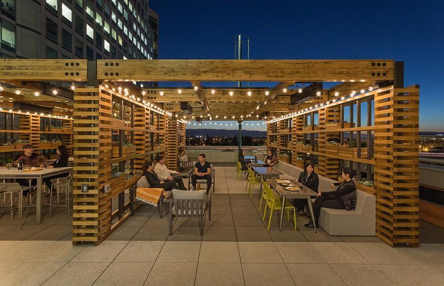 Adobe Headquarters Renovation In San Jose Gensler