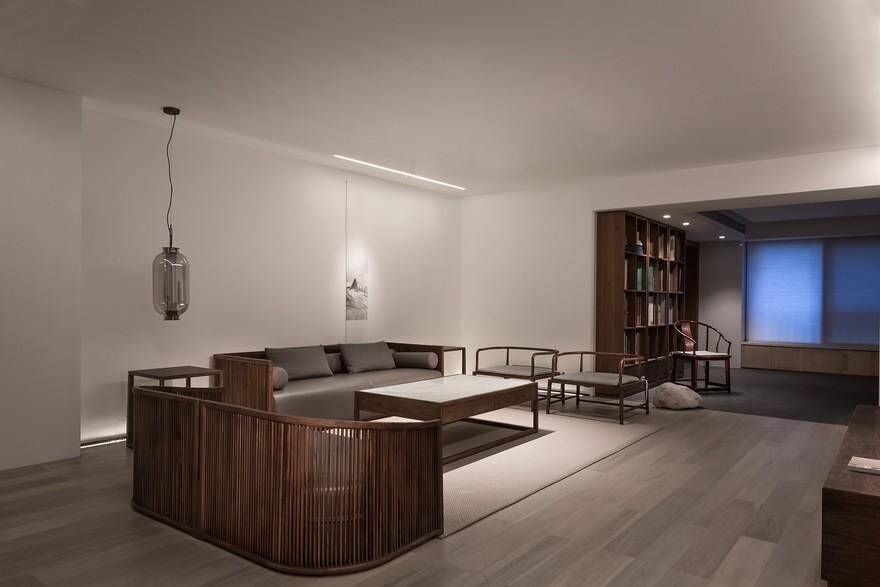 An Elegant Residence Purifying Your Mind, AD Architecture 7