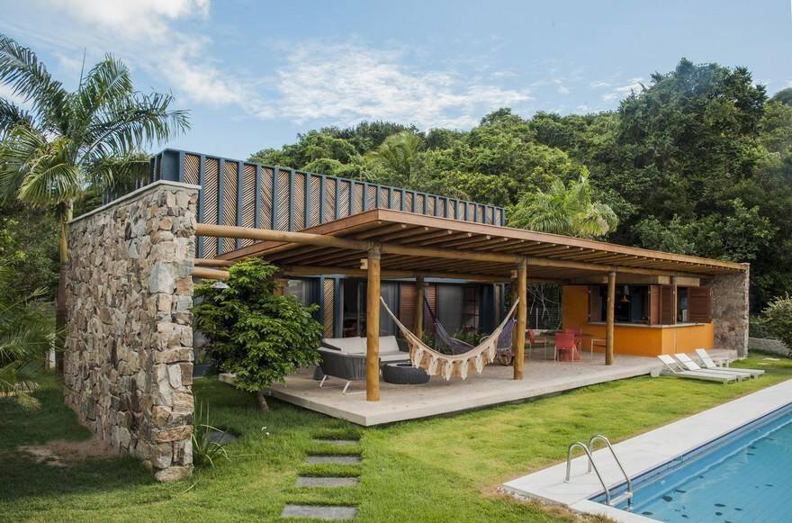 Bamboo House, Vilela Florez Studio 6