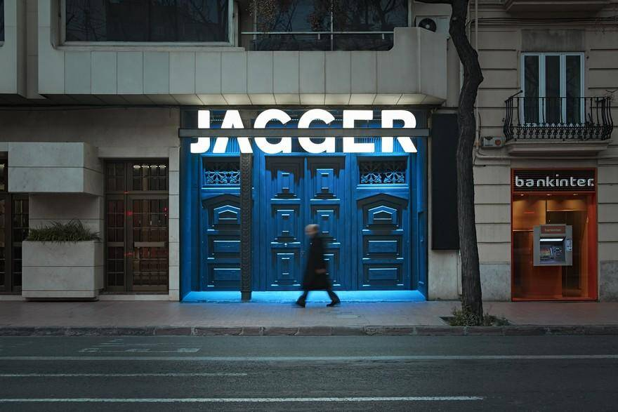 Jagger Club in Valencia / Nihil Estudio