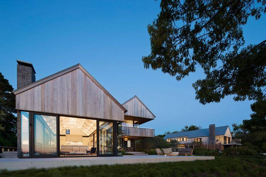 Montauk Weekend Residence by Robert Young Architects