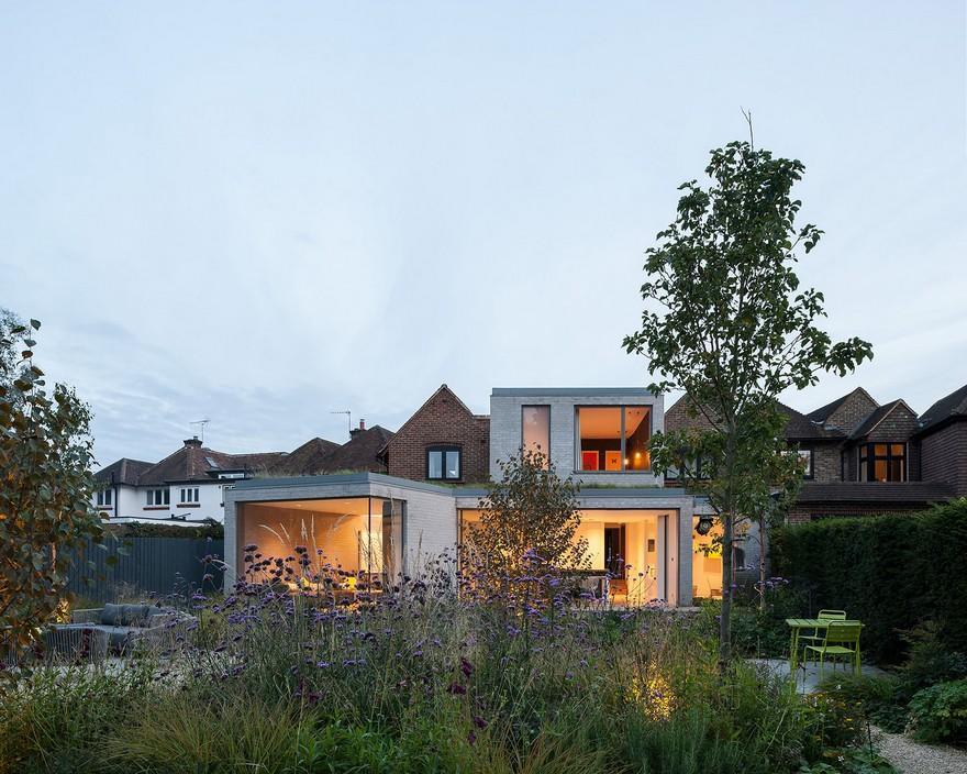 Oatlands Close House / SOUP Architects