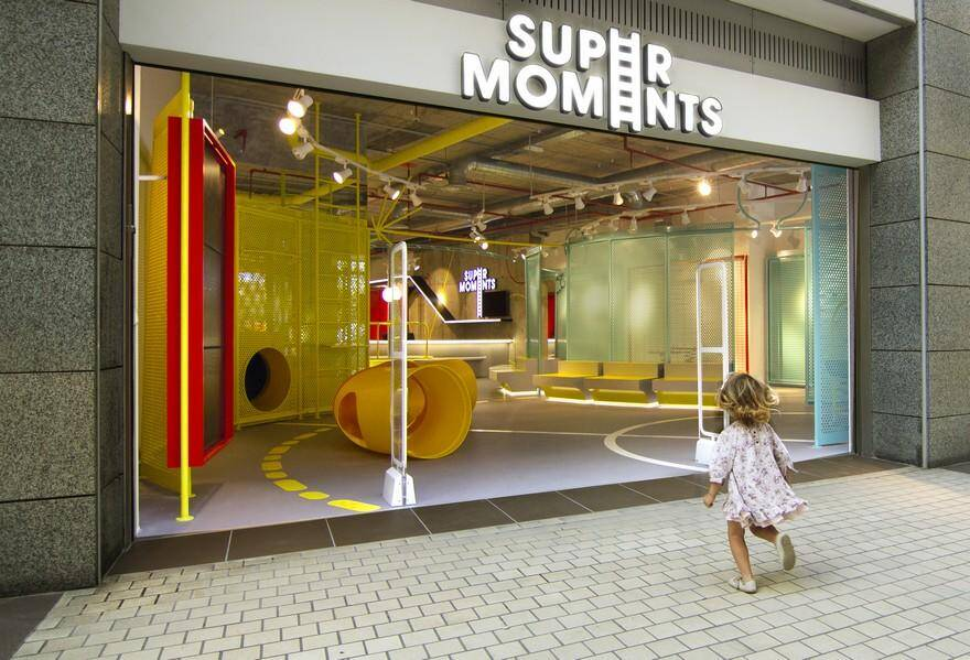 Supermoments, a Retail Space That Makes Children's Dreams Come True