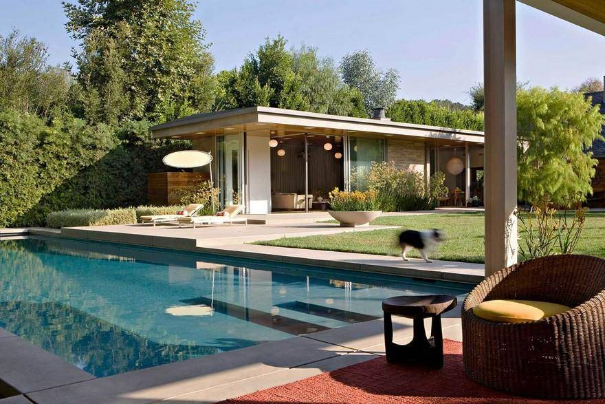 1940s Brentwood Ranch House Upgraded by Jamie Bush & Co 15