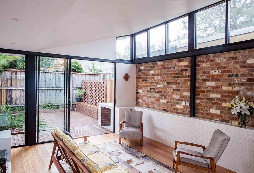 Brick Worker Cottage Renovation in Annandale, Australia / Bastian Architecture 5