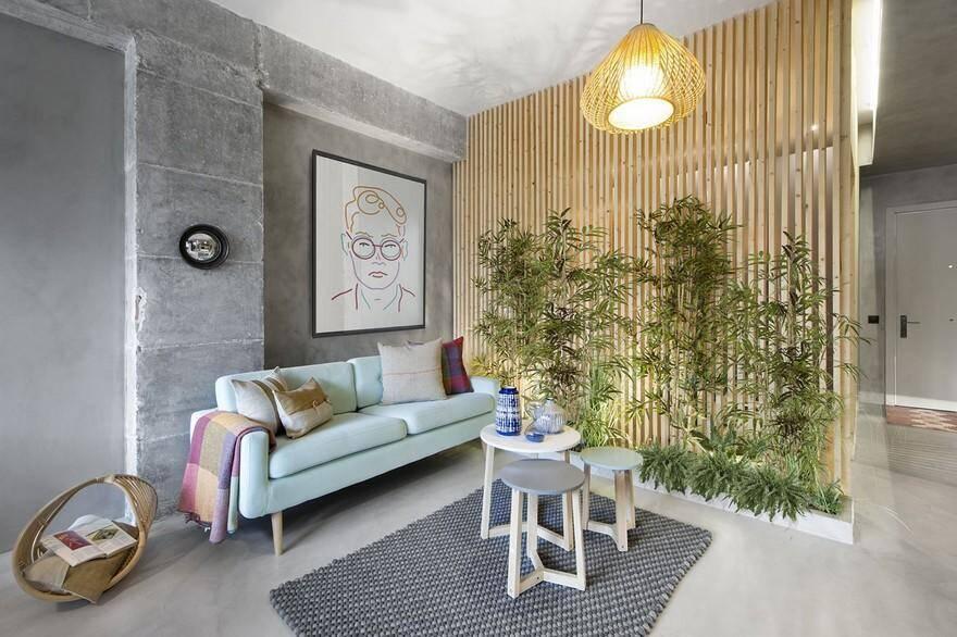 Poble Nou Apartment in Barcelona / Egue y Seta 2