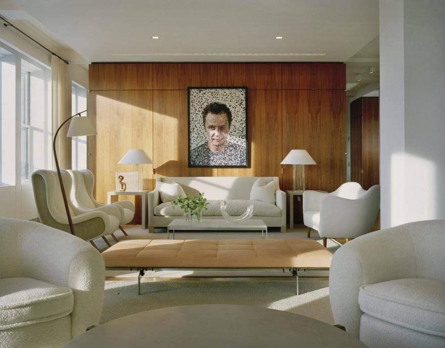 Prewar Manhattan Apartment Remodeled by SheltonMindel