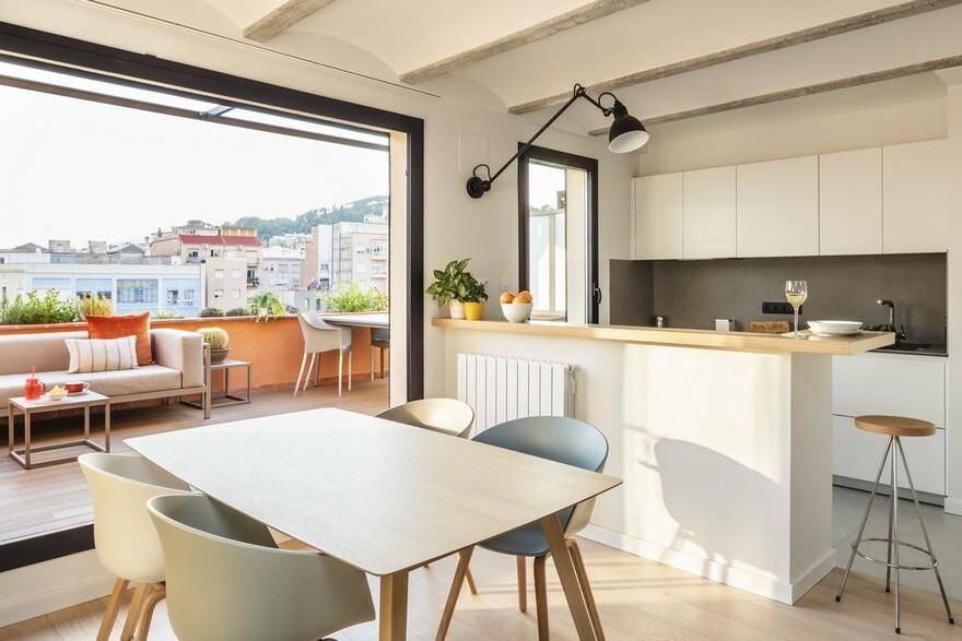 Remodelled Duplex in Vallcarca, Barcelona / Marina Sezam Studio 11