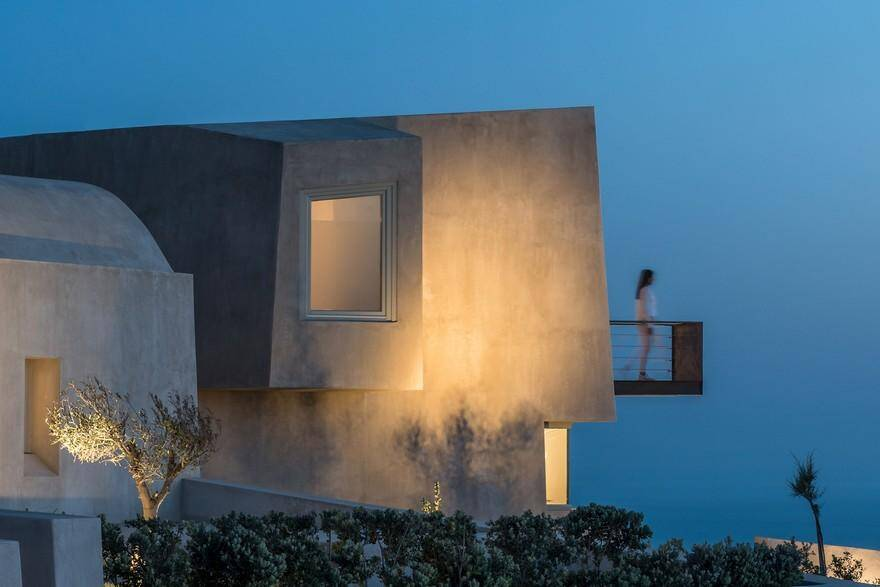 Santorini Summer House / Kapsimalis Architects 13