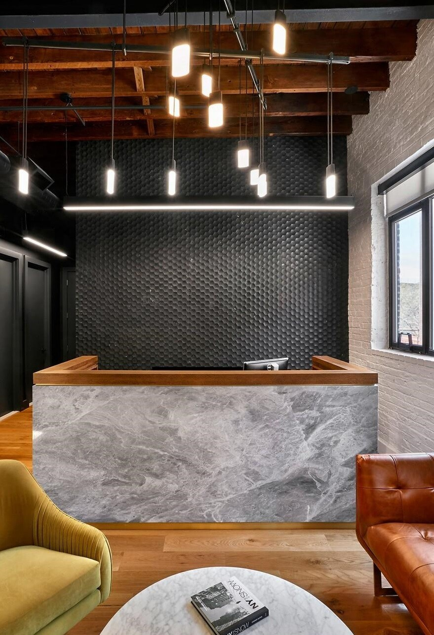 Williamsburg Loft Space Transformed into an Elegant Law Office 2