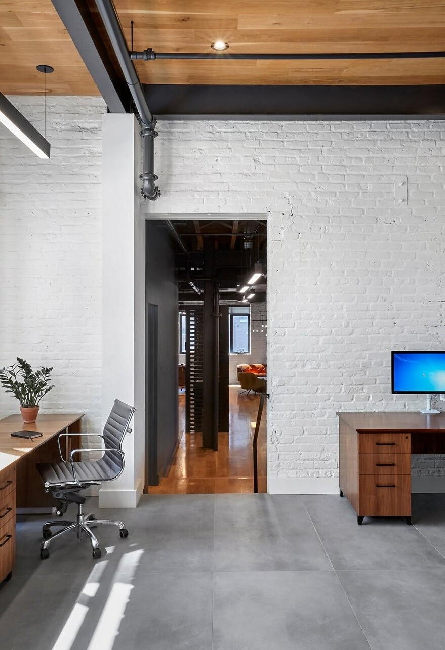 Williamsburg Loft Space Transformed into an Elegant Law Office 7