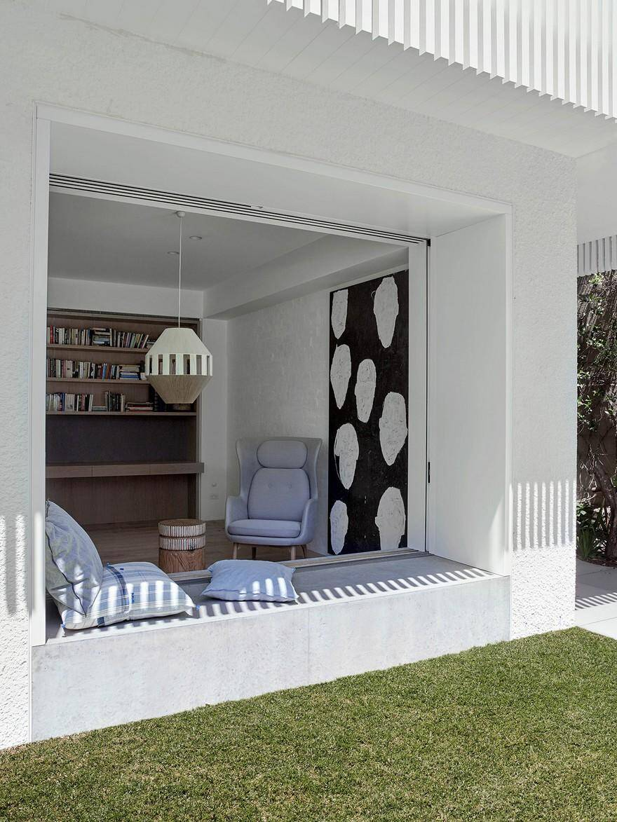 An Existing 1950s Suburban House in Sydney Gets an Elegant ...  1950s Suburban Homes