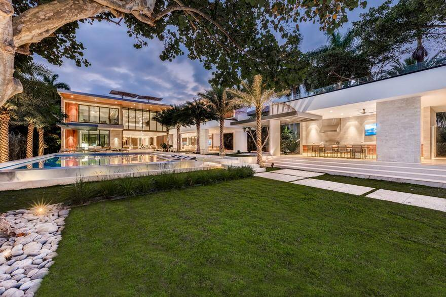 Banyan Residence on Palm Island, Choeff Levy Fischman 14