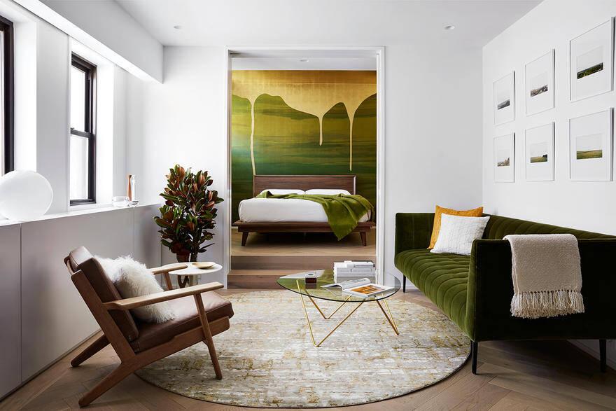 Chelsea Pied à Terre Apartment / Stadt Architecture