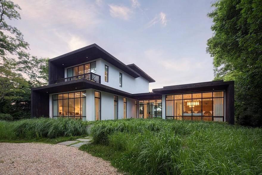Holley House / Oza Sabbeth Architects