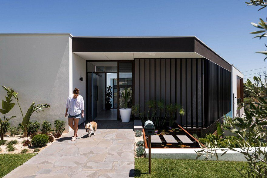 Armadale Crescent Residence, Klopper and Davis Architects 1