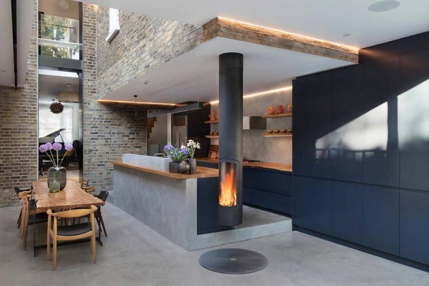 Boscastle Road House / Finkernagel Ross Architects