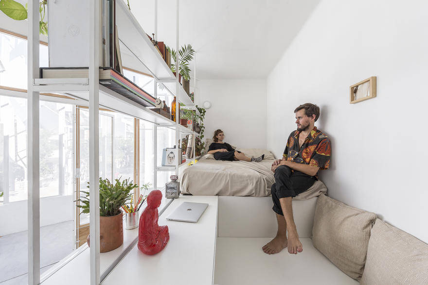 Chacarita Small Apartment in Buenos Aires, iR arquitectura 2