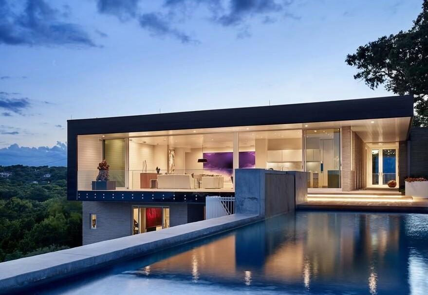 Las Lomas Residence, Austin, Texas