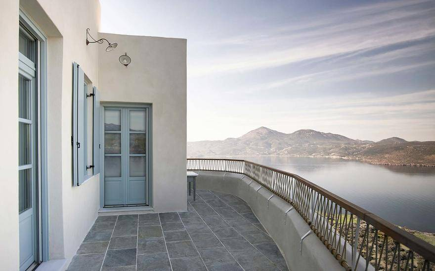 Old Greek Stone House Converted in Authentically Traditional Retreat 1
