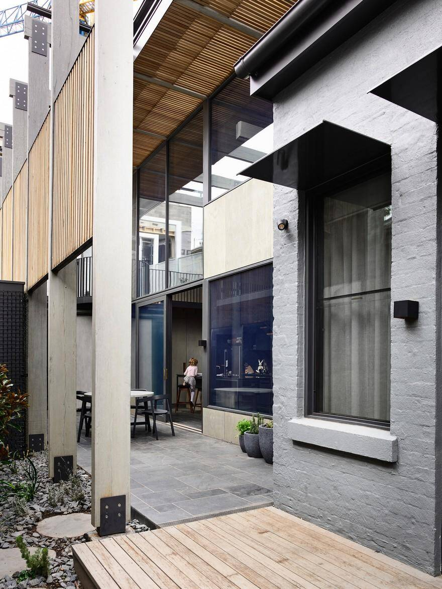 Single Fronted Terrace House Renovated By Zen Architects