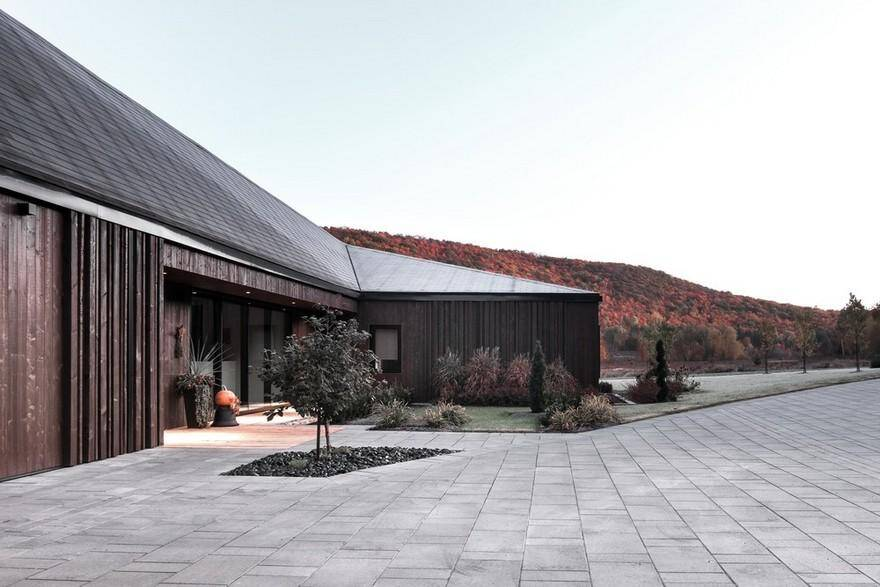 Vallée du Parc Residence, Chevalier Morales Architectes