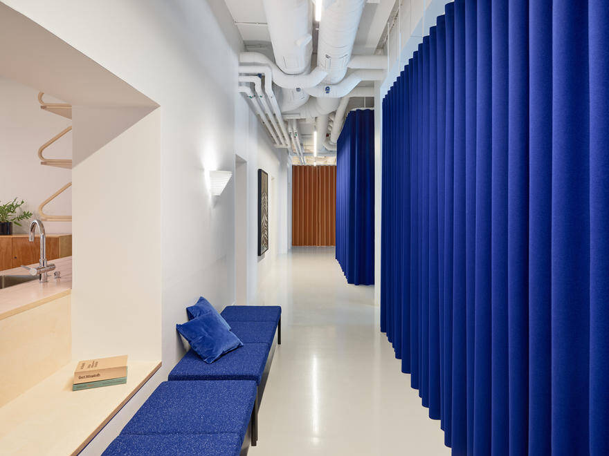 Artek Headquarters in Helsinki by SevilPeach Architecture + Design