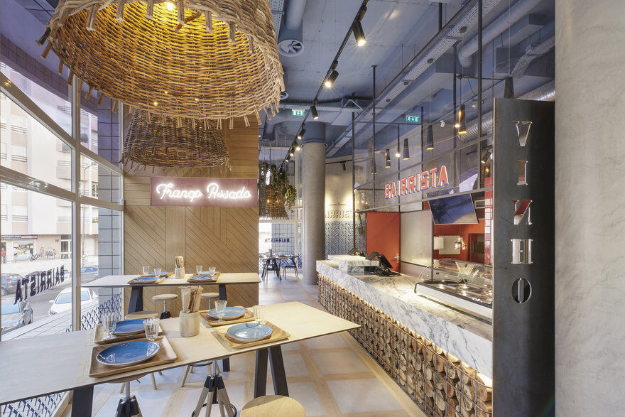 Bairrista Restaurant in Lisbon, Yaroslav Galant 4