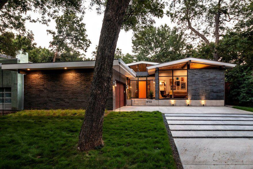 Dallas Mid-Century Modern
