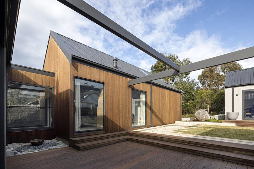 Flinders Pavilion House , Minett Studio 2