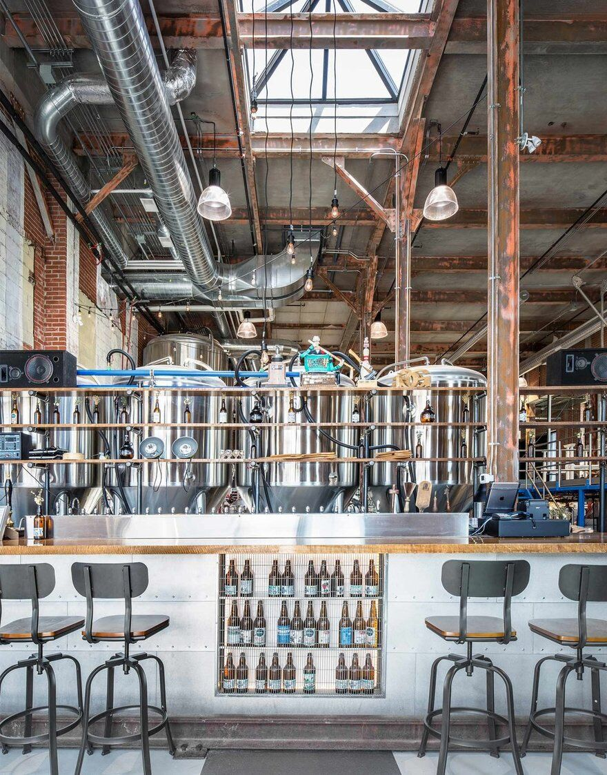 Junction Craft Brewery, PLANT Architect 4