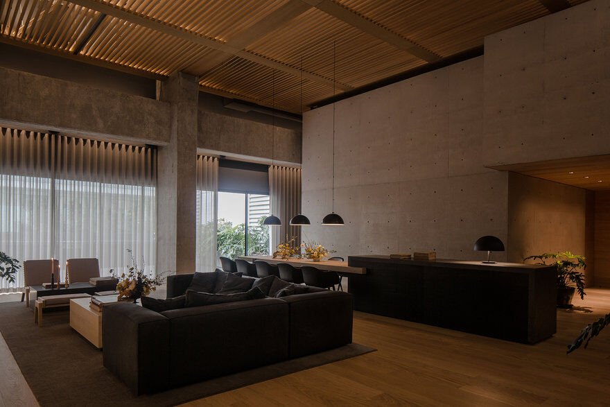 Loft Bezares in Mexico City, Taller ADG 2