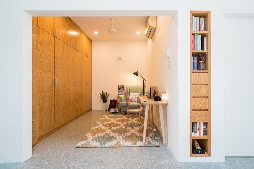 home office by Fabian Tan Architect 11