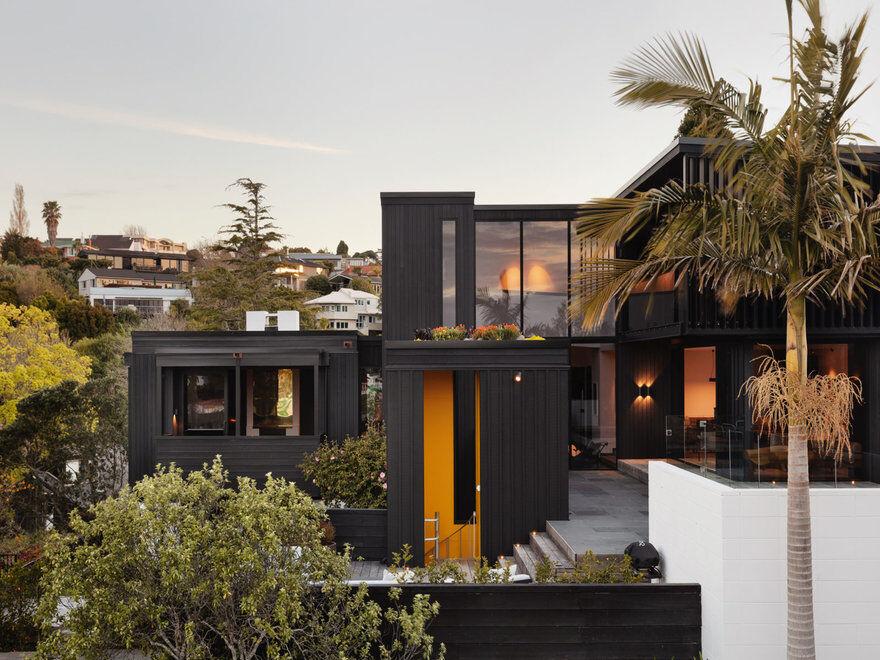 Railley House , Daniel Marshall Architects