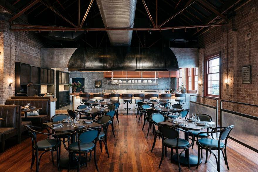 Stanton & Co Restaurant in Sydney / Alexander & CO