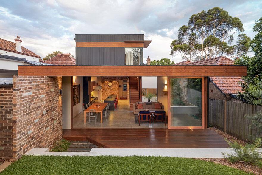 Suntrap House, Anderson Architecture