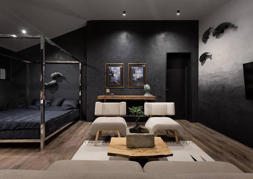 Wabi Sabi Apartment, Sergey Makhno Architects 10