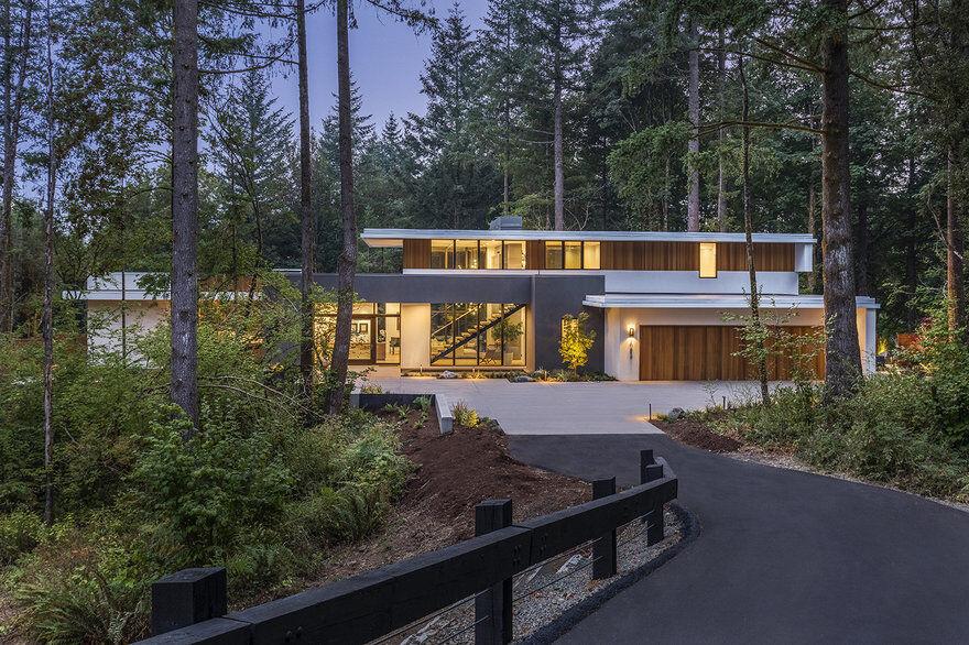 Wildwood House , Giulietti Schouten Architects