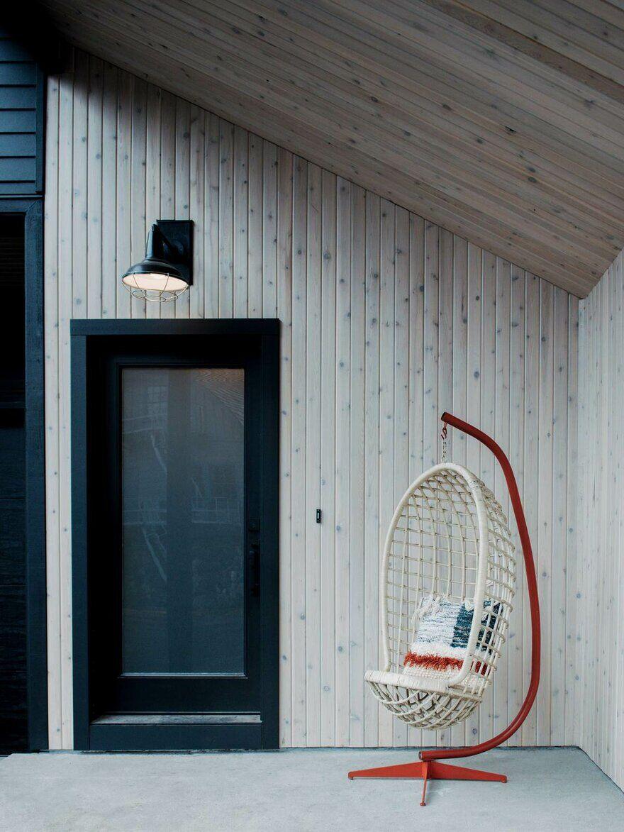 Alpine Noir Chalet, Casework Design Studio 1