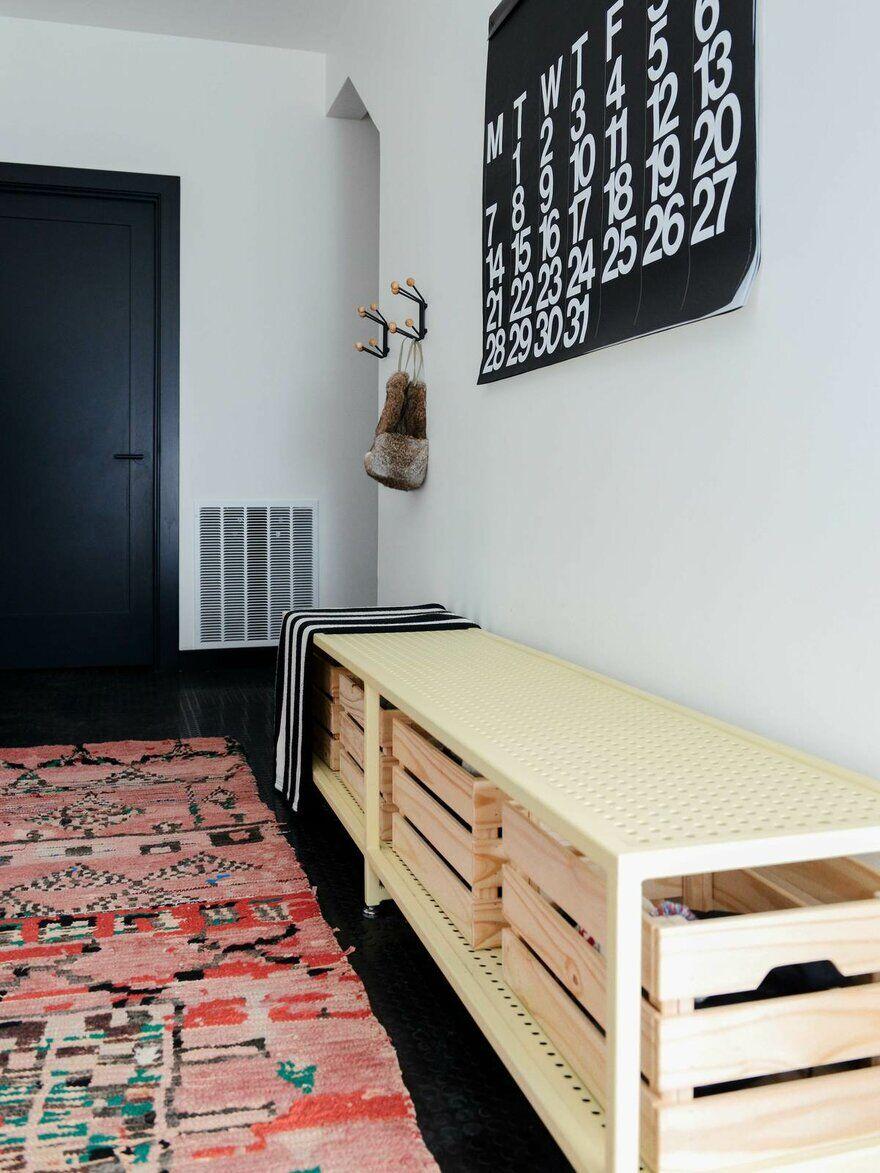 Alpine Noir Chalet, Casework Design Studio 2