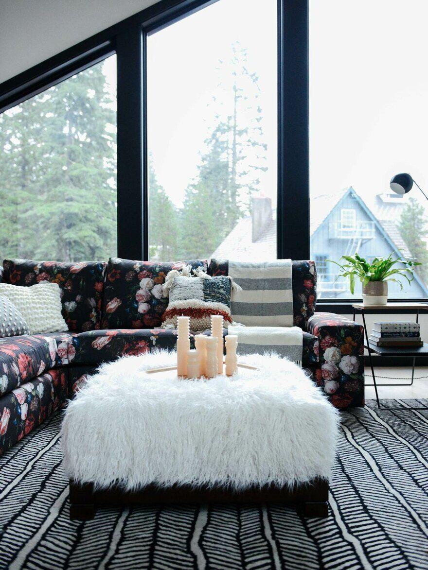 Alpine Noir Chalet, Casework Design Studio 5