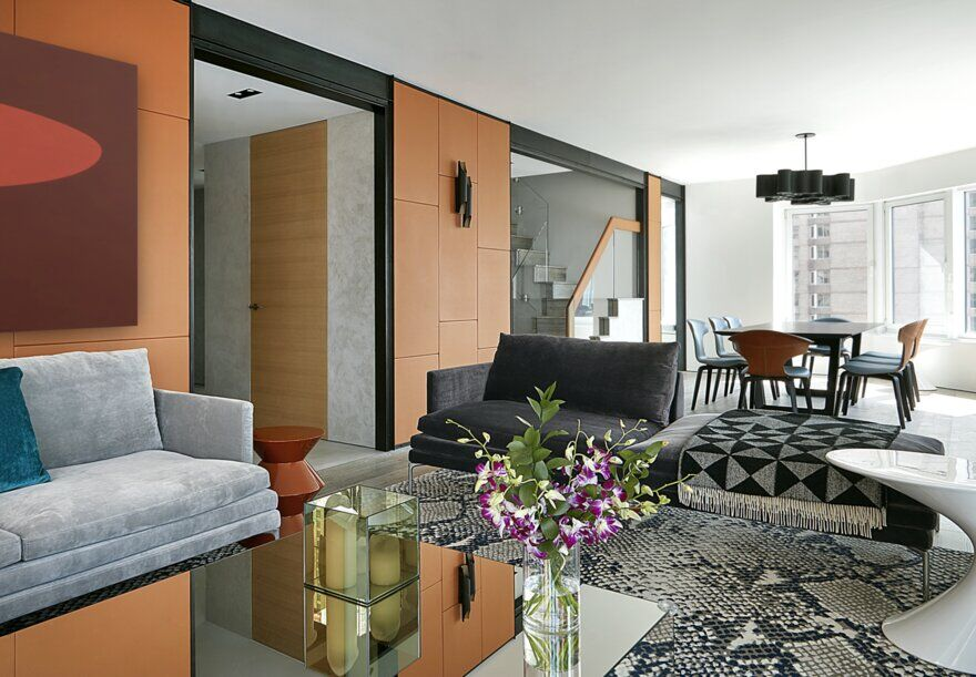 CitySpire Duplex in New York