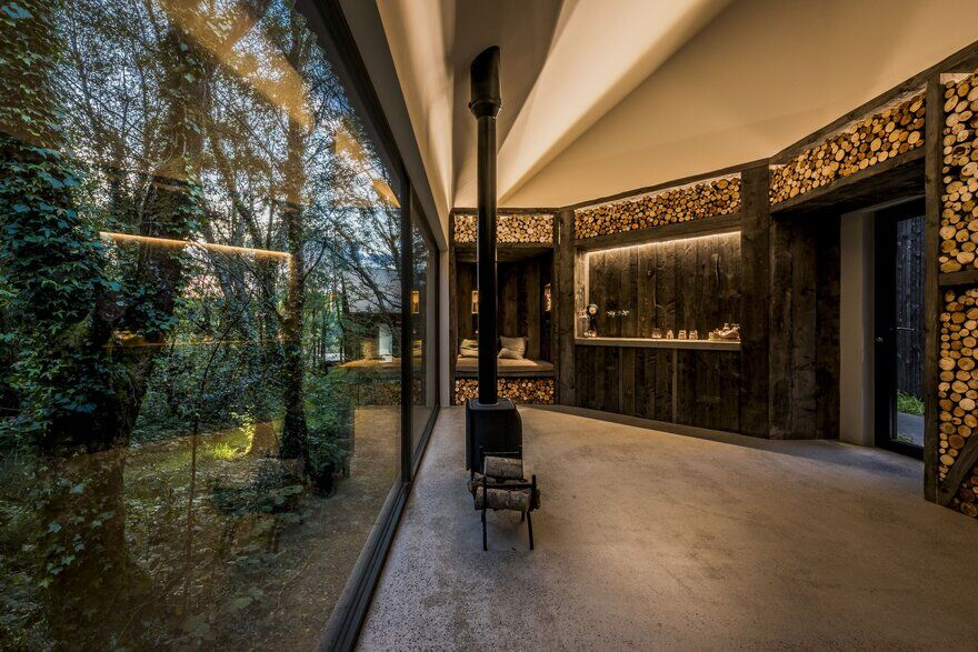 Finn Lough Resort , Rebelo de Andrade Architecture & Design 7
