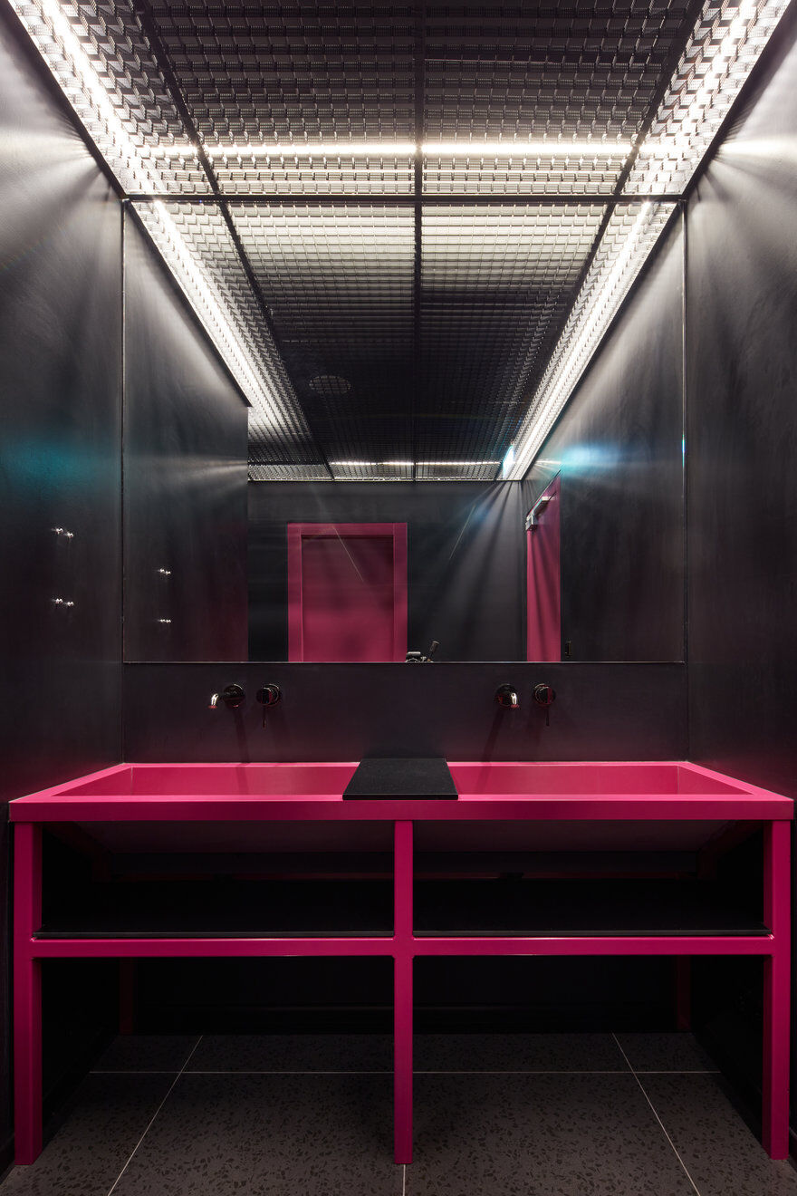Studio Perspektiv, bathroom design