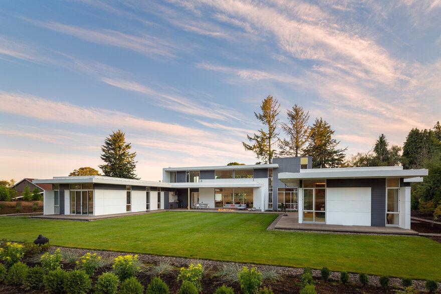 Orchard Residence, Steelhead Architecture