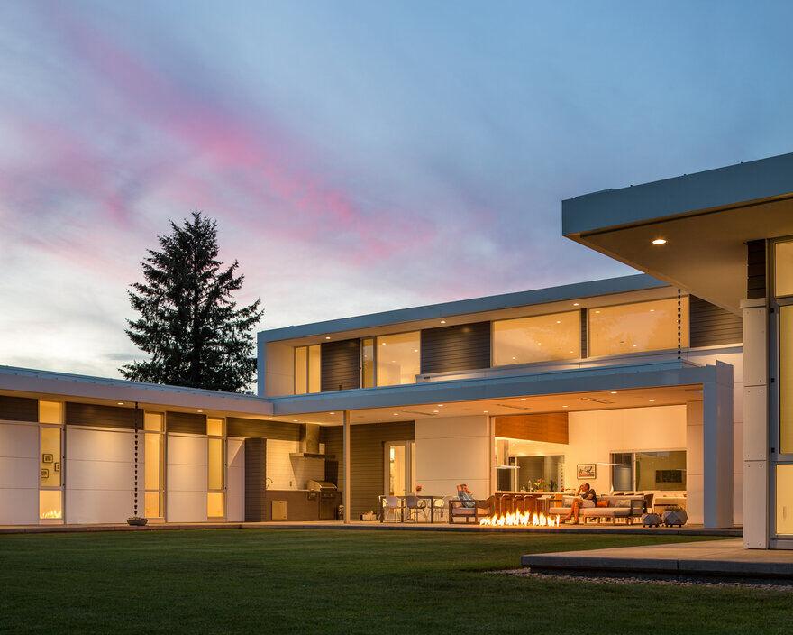 Orchard Residence, Steelhead Architecture 13