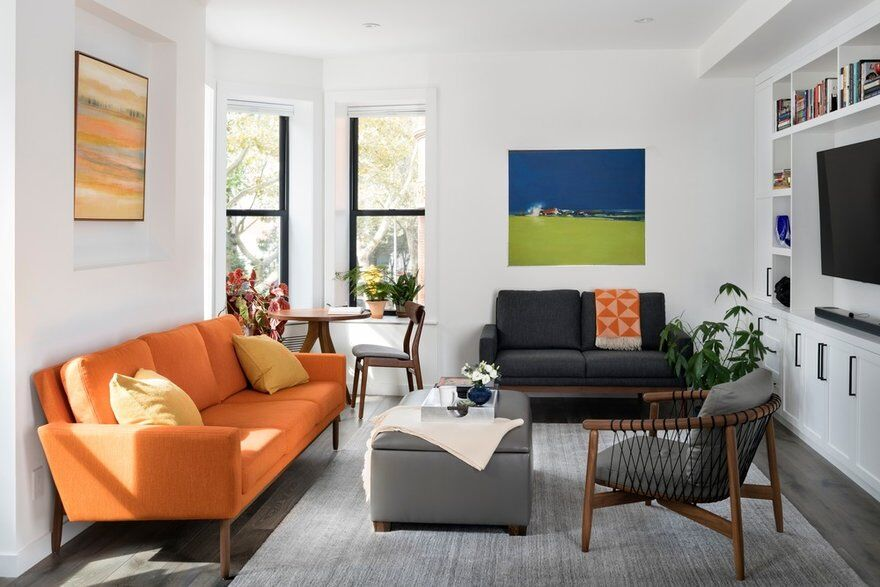 Park Slope Duplex Apartment, BFDO Architects 4